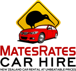 MatesRates Car Hire New Zealand