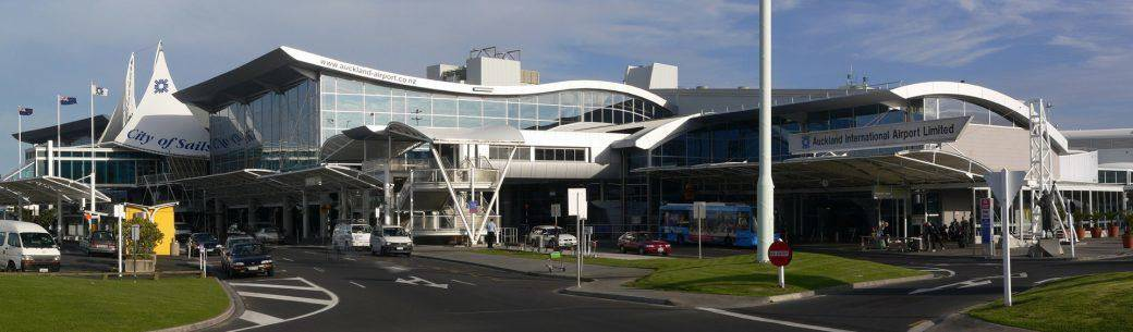 Auckland Airport International Terminal